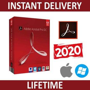 Adobe Acrobat Pro DC 2020 For Windows & MacOS| Full Version | Lifetime Activation