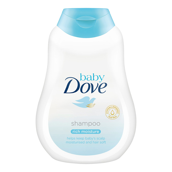 Children's Shampoo Baby Dove (200 Ml)