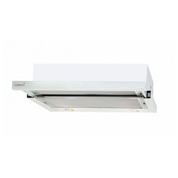Conventional Hood Cata TF2003GWH 60 Cm 340 M3/h 57 DB 100W White