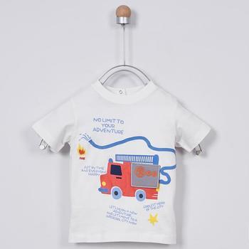 Panco Baby Boy T-Shirt 2011 BB05035 t-shirty T-shirt dla chłopców chłopiec ubrania koszula dziecko z długim rękawem Baby Boy t-shirty Baby Top tanie i dobre opinie