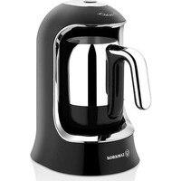 Korkmaz Kahvekolik Automatische Türkische Kaffee Maschine Automatische-in Kaffee-und Espressomaschinen aus Haushaltsgeräte bei