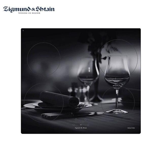 Индукционная варочная поверхность Zigmund & Shtain CIS 219.60 DX