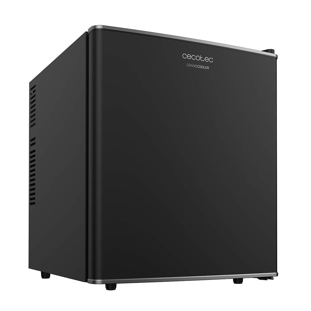 Cecotec Making Refrigerator Bar GrandCooler 10000 Silent Black, 46 L Capacity, Efficiency A +, Thermoelectric Technology, Silent, LED