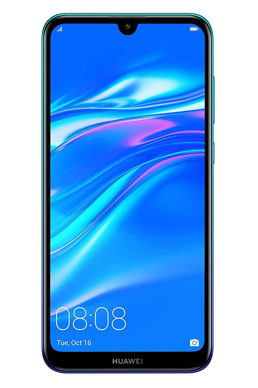 Huawei Y7 (2019), Blue (Blue), Dual SIM, Screen From 6.26