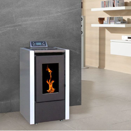 Pellet stove Domestic heating toroling 06 6.2kW image