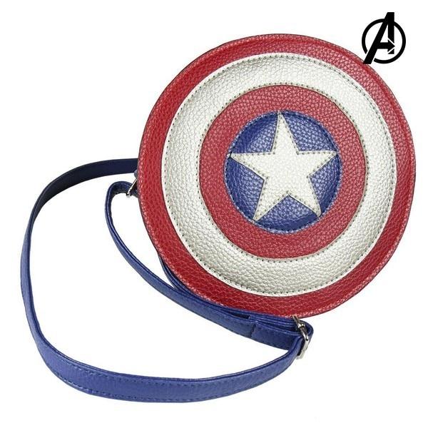 Shoulder Bag The Avengers 72841 Red White Blue
