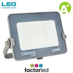Факторный светодиодный наружный Foco светодиодный 30 Вт advance, OSRAM чип 3000Lm высокая эффективность, освещение для сада, ярдов или билетов, IP65