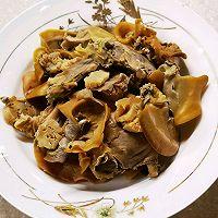 美食记之十四:咸肉河蚌煲的做法图解8