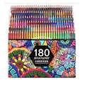 48/72/120/160/180 צבעים צבעי מים עץ עפרונות לציור סקיצה לילדים צבעוני מקצועי עפרונות ציור אספקת אמנות