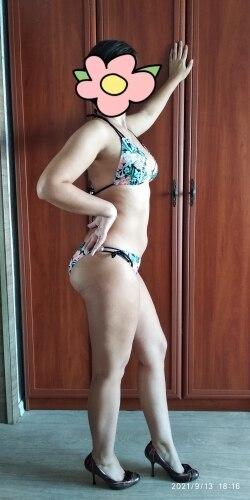 Swimwear Woman Swimsuit Sexy Bikini 2021 New Push Up Bikini Set Bathing Suit Women Print Floral Beachwear Biquini Two Piece Suit|Bikini Set|   - AliExpress