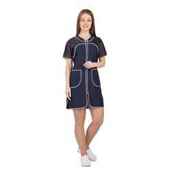 Women work robe for seller ivuniforma cruise dark blue