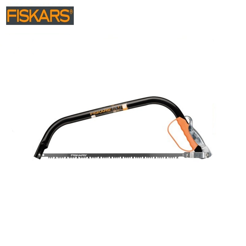 цена на Small bow saw SW30 Fiskars 21 (1001621) Adjustable Saw Hand Tool multi-purpose hacksaw hacksaw frame with a hacksaw