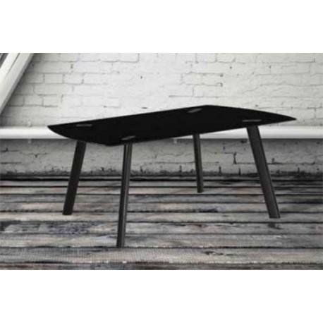Table Salon Carla Black Or Transparent