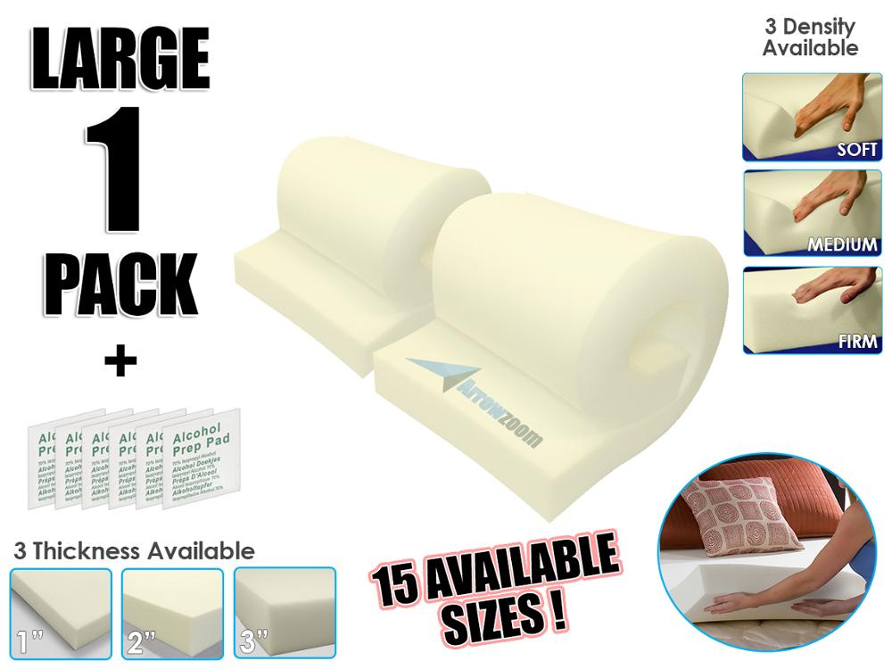 Arrowzoom Chair Cushion Seat Couch Bed Padding Upholstery Foam Replacement Sheet