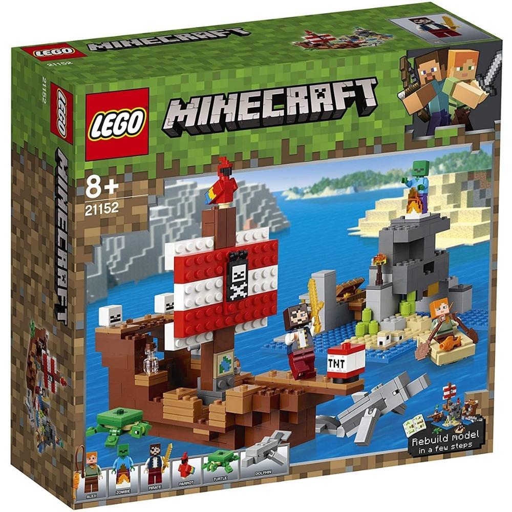 Lego Minecraft, El punte del Blaze (21154), original, Minecraft toys, 376 piezas Lego, minecraft figures, Legos construccion