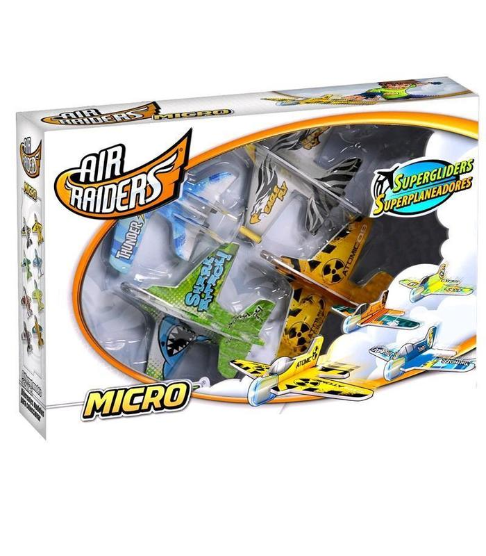 Air Raider Superflyers Micro Toy Store