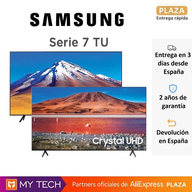 "Samsung Series 7 TU7172, Smart TV 43, 50, 55,65 "", Crystal 4K, Ultra HD, LED, Apple AirPlay 2, Dolby Digital Plus|Smart TV|   - AliExpress"