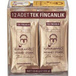 Kurukahveci Mehmet Efendi turecka kawa 12 paczek (12 x 6gr)