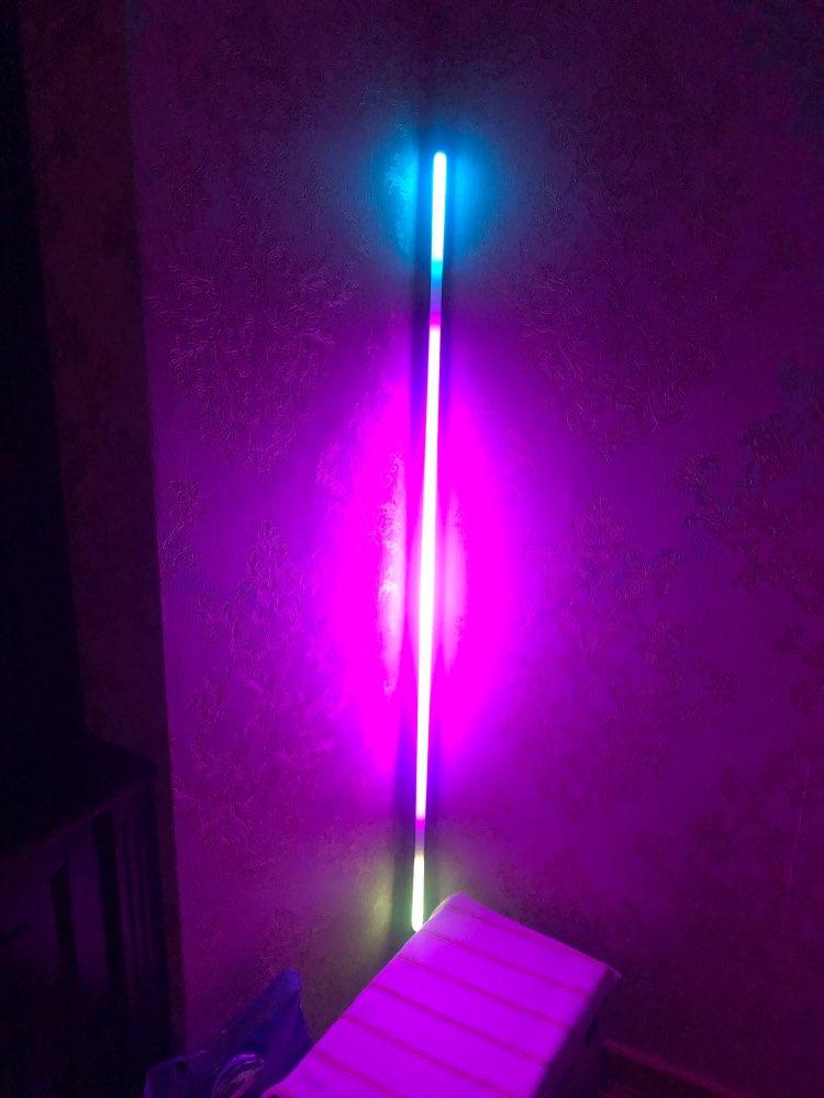 Minimalist LED Corner Floor Lamp LED Light photo review