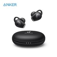 Anker Life-auriculares inalámbricos con Bluetooth, dispositivo de audio con cancelación de ruido, multimodo, ANC, con llamadas claras de 6-micrófono, NC, A2