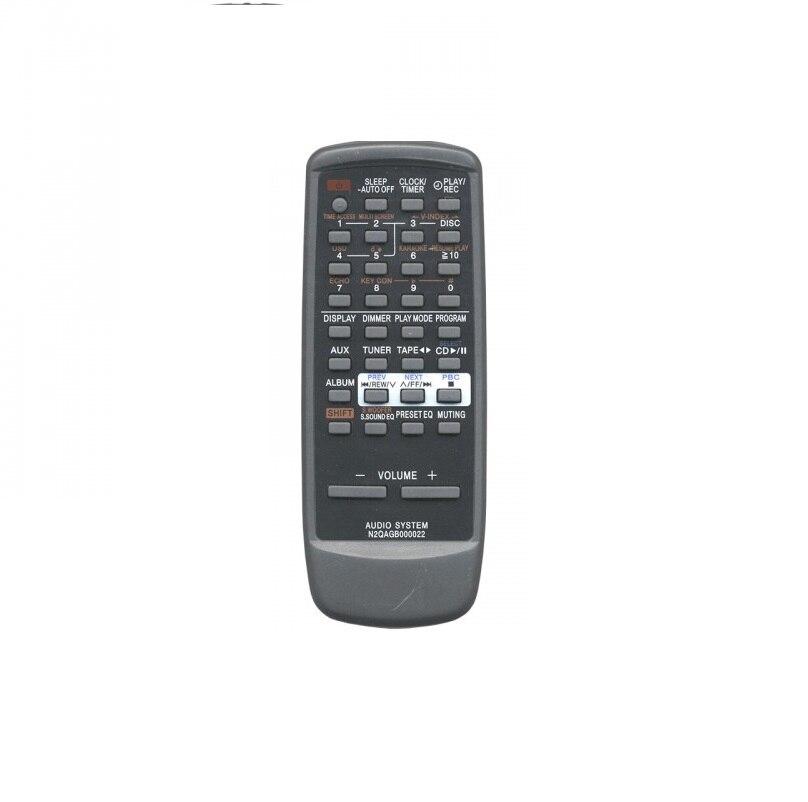 Telecomando Per Panasonic N2QAGB000022/021 Sistema Audio, SC-VK700GCXK, SF-VK800GCXK, SA-VK550, SC-VK550GCK, SC-VK540 (SA-VK540)