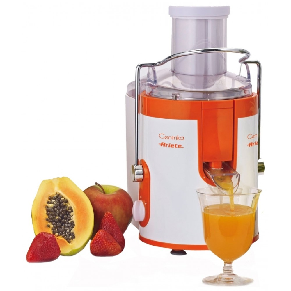 Electric juicer Ariete 175 in (500 W, 2, tank volume juice 0.8l, anti-drip system цена и фото