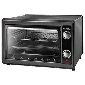 Minipiekarnik | Piekarnik elektryczny 1300 W 37 L Delta d-0122 czarny (minipiekarnik | Piekarnik elektryczny)