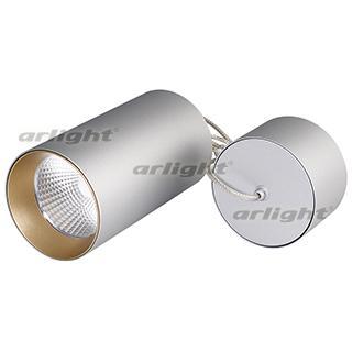 022972 Pendant Lamp SP-POLO-R85-2-15W Day White 40deg (Silver, Gold Ring [Metal] Box-1 Pcs ARLIGHT-Led ^ 58