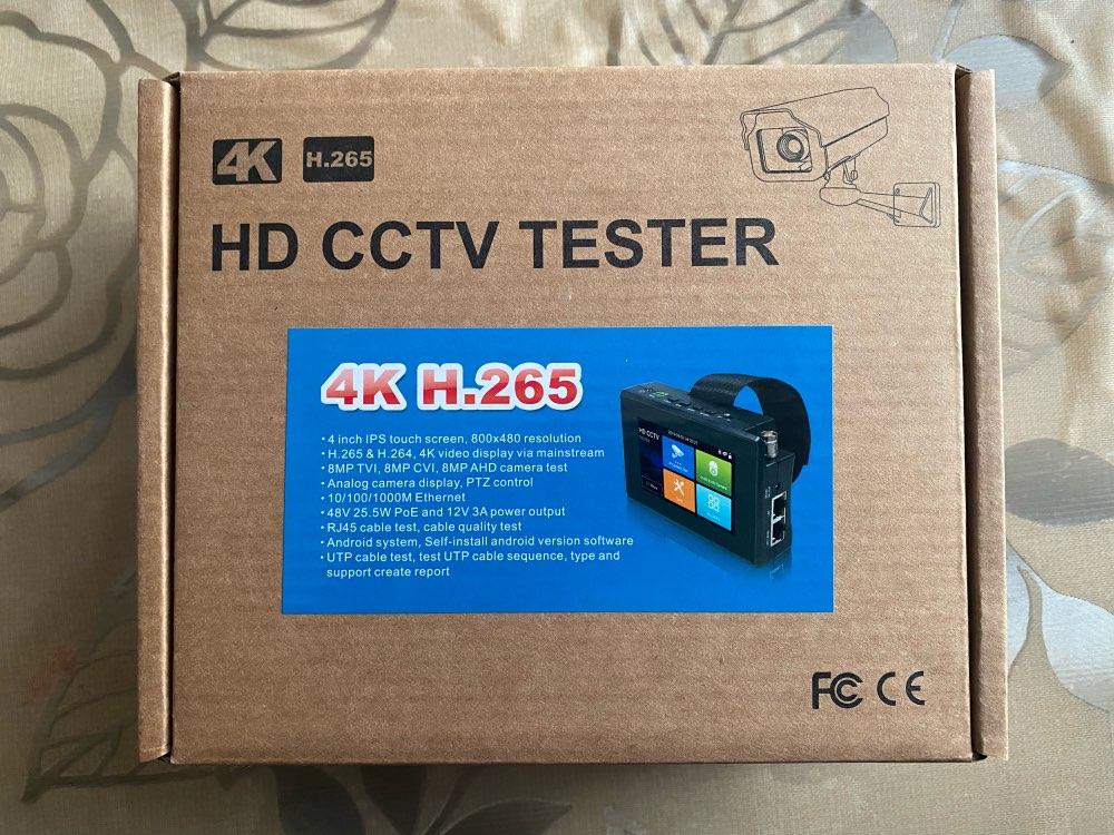 -- Câmera Monitor Atualize