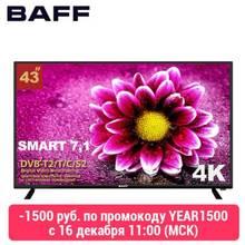"""SMART TV Ultra HD 4K 43"""" BAFF 43 4KTV-ATSr"""