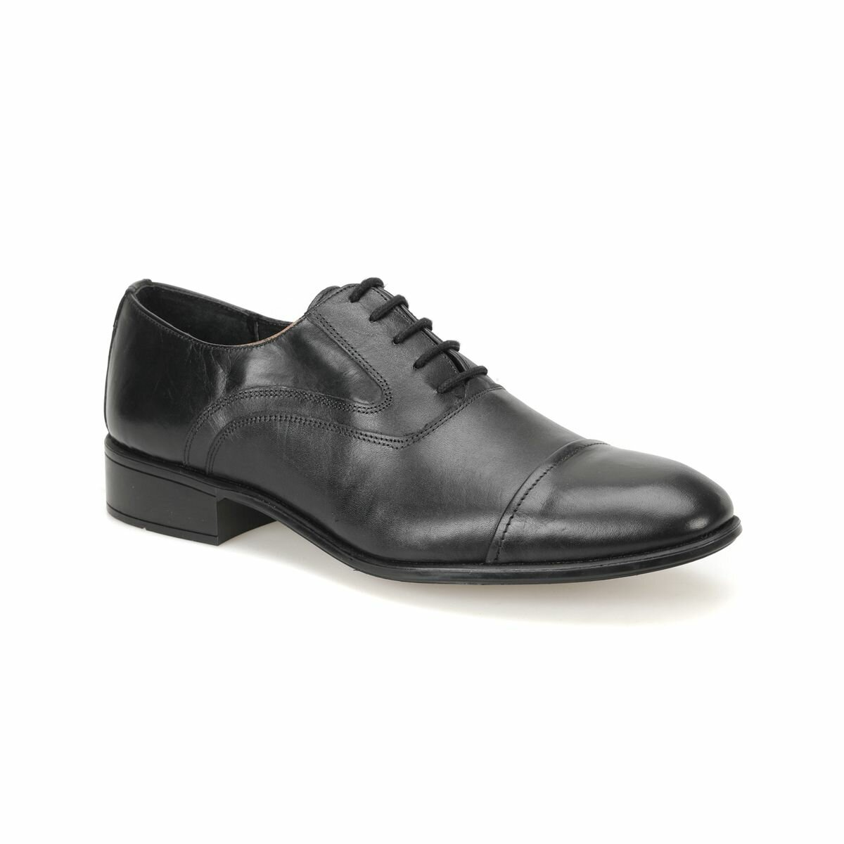 FLO 1018 Black Men 'S Classic Shoes Garamond
