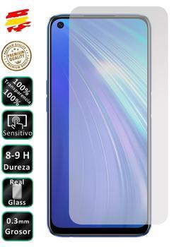 Protector para Realme 6 Cristal Templado de pantalla para movil. Vidrio 9H - Movilrey
