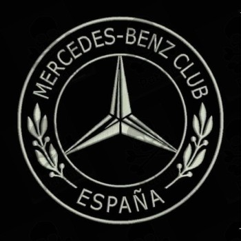 BENZ Iron patch