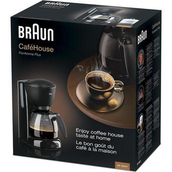 Braun KF560 Cafe House Filter Coffee Machine 4