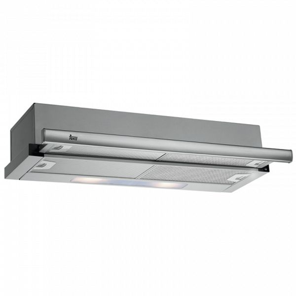 Conventional Hood Teka TL9310S 90 Cm 332 M³/h 175W E Stainless Steel