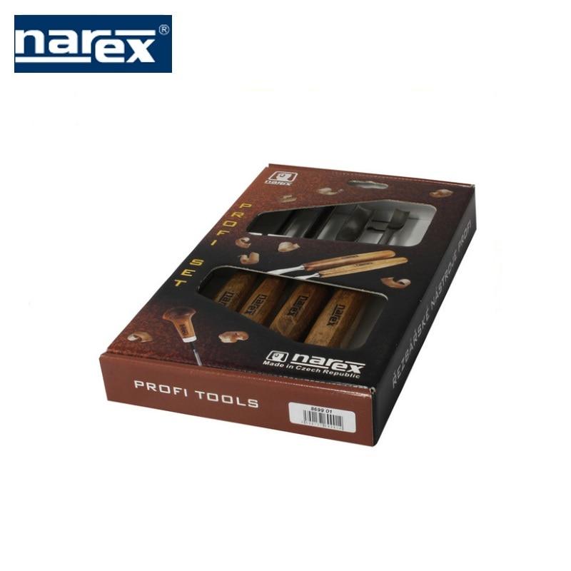 Фото - Profi Tool Set 4-piece, Narex wood carving  Feret rezchitskih professional woodworking semicircular incisors 3d wood carving machine price cnc