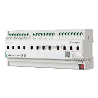 025662 INTELLIGENT ARLIGHT Relay Module KNX-712-SW16-DIN (BUS, 12x16A) ARLIGHT 1-pc