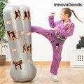 Детский Надувной боксерский мешок с подставкой InnovaGoods