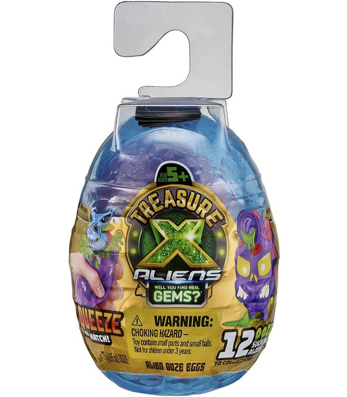 Treasure X S2 Aliens Ooze Eggs Toy Store