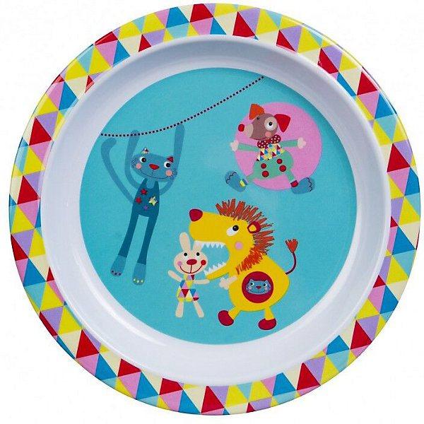 Plate Ebulobo Magic Circus