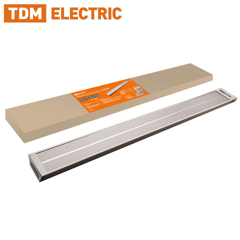 Infrared Heater IR 0,8 KW TDM SQ2520-1101