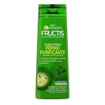 Exfolirating Shampoo Fructis Pure Fresh Fructis