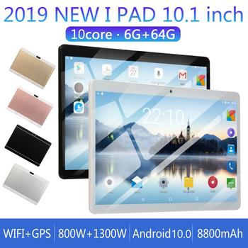 S4 Classics Tablet Pc 10.1 inch Dual Camera 800+1300W 4G LTE MTK6797 Tablets 8+256G 8800mAh High Capacity Duoble Card Tablet PC 10 1 inch official original 4g lte phone call google android 7 0 mt6797 10 core ips tablet wifi 6gb 128gb metal tablet pc