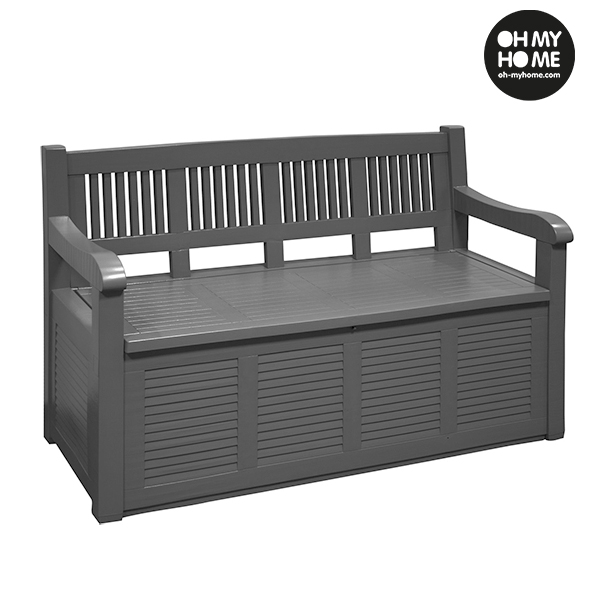 Oh My Home Garden Bench Chest