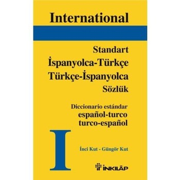 spanish Standard Spanish-English/English-Spanish Dictionary-Pearl POS