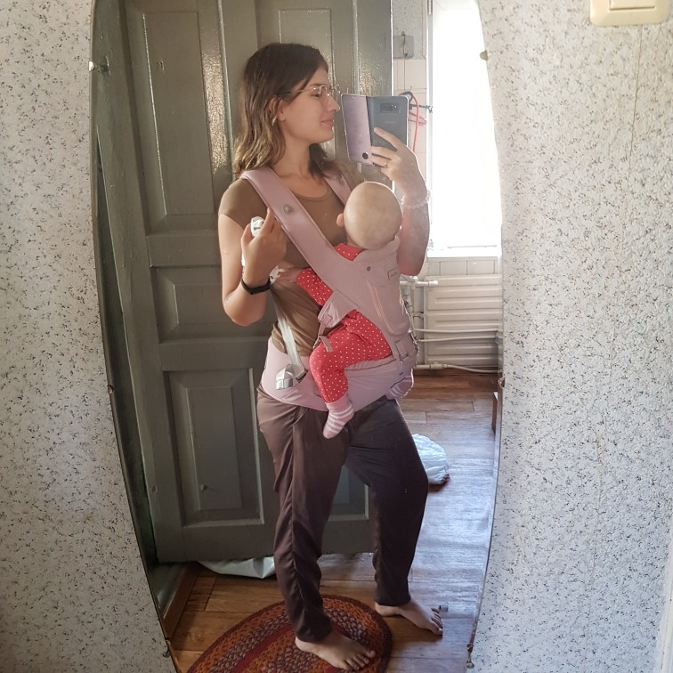 Sunveno Baby Carrier Front Facing Hipseat Kangaroo Ergonomic Baby Sling Carriers for Newborn Toddler Kids Loading Bear 20Kg|Backpacks & Carriers| |  - AliExpress