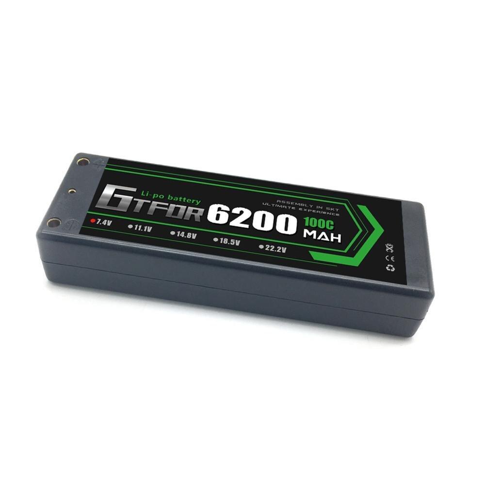 gtfdr 2 pcs 2s lipo bateria 74 02