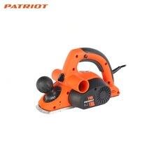 Рубанок электрический PATRIOT PL 750