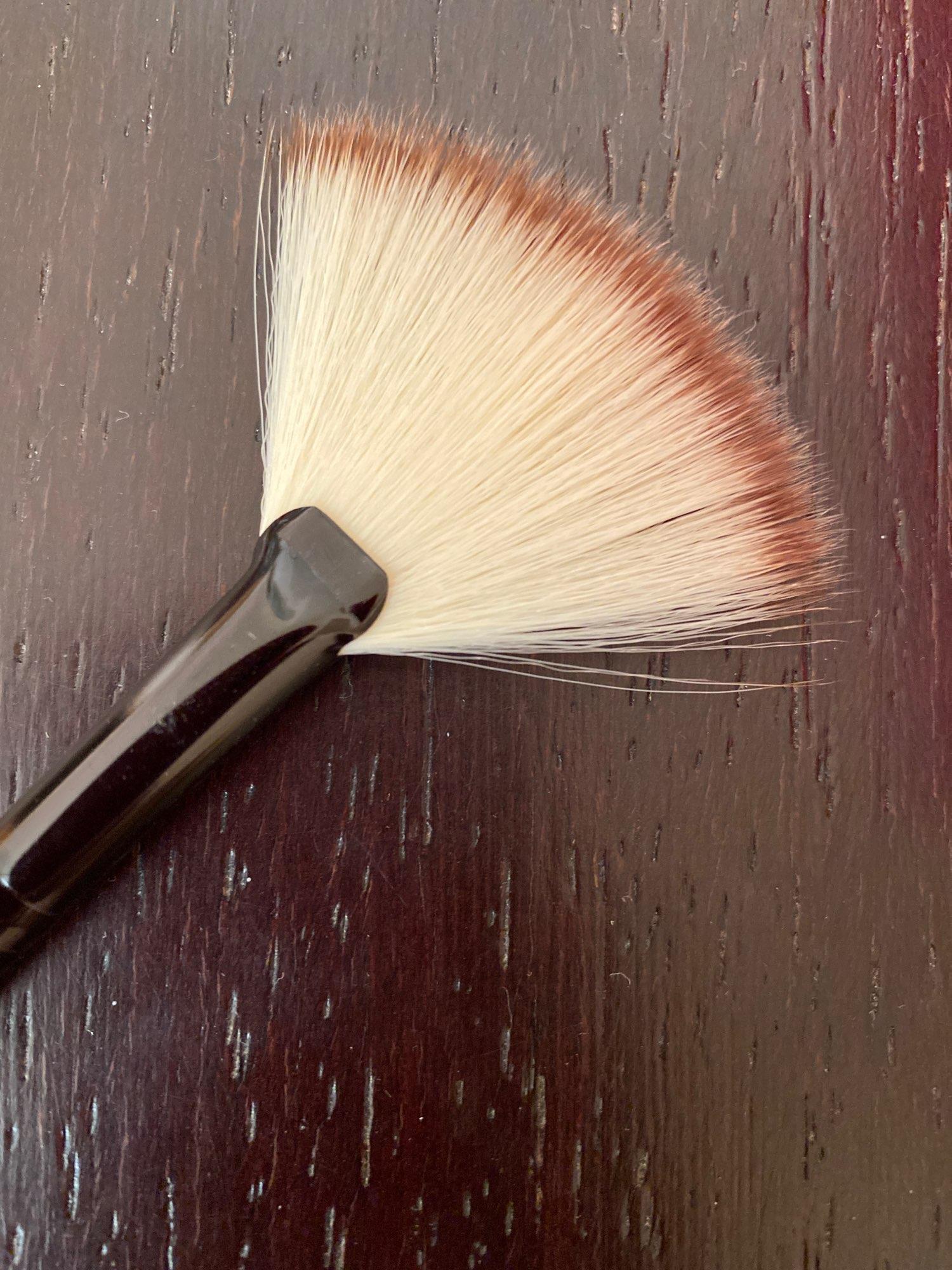 Pennello cosmetico ventaglio  KG66 (1pz)