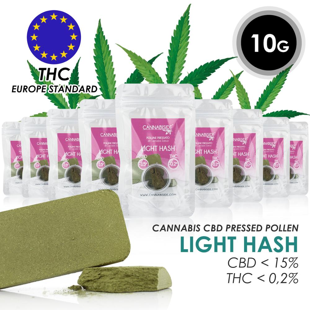 New Pressed Pollen CBD 15% 10 Grams Premium Quality From Italy Hemp Natural Extract Hash Legal OFFER 10 grams FREE SHIPPING WW